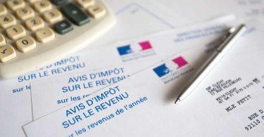 Remplir sa feuille d'impôts