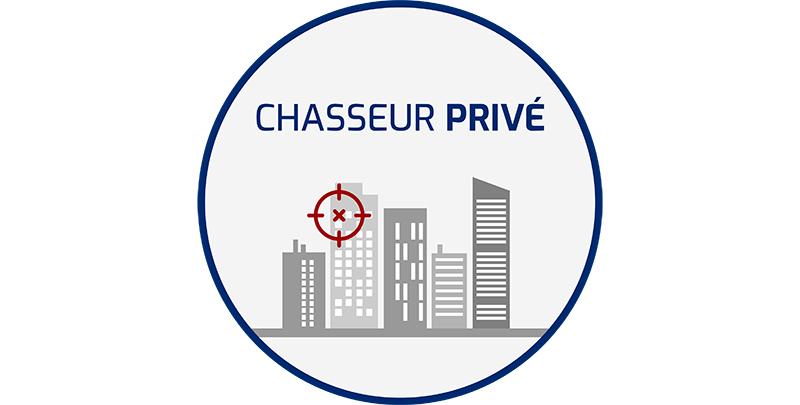 CHASSEUR-PRIVE logo